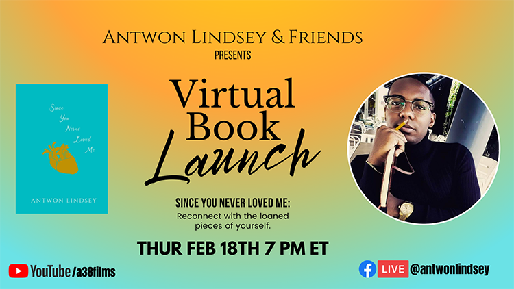 Virtual Book Launch – Register Today!